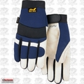 Majestic 2152TW-XL Grain Pigskin Thinsulate Work Gloves X-Large