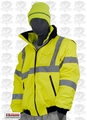 Majestic  Hi Vis Bomber Jacket *ALL*