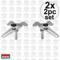 Makita 195253-5 2x 2pk Crown Stops for LS1216L