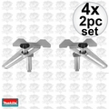 Makita 195253-5 4x 2pk Crown Stops for LS1216L