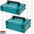 Makita 197210-9X1 Sm + Med Interlocking Stackable Tool Storage Case