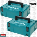 Makita 197211-7 2pk Interlocking Modular Tool Case (Medium)