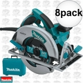 "Makita 5007MG 8pk 7-1/4"" Circular Saw Magnesium base PLUS LED Light"