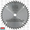 "Makita 721251-A 7-1/4"" x 40 Tooth Carbide Thin Kerf Finish Blade"