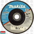 "Makita 741829-B 7"" Multi Disc 40 Grit"