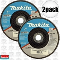 "Makita 741831-B 2pk 7"" Multi Disc 80 Grit"