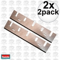 "Makita 793186-4 2x 2pk 6-3/4"" Replacement Planer Blades Makita for 1806B"