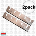 "Makita 793186-4 1x 2pk 6-3/4"" Replacement Planer Blades Makita for 1806B"