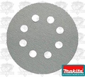"Makita 794520-1 5pk 5"" x 120 Grit 8 Hole Hook & Loop Abrasive Discs"