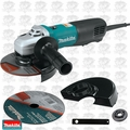 Makita 9558PB 7.5 Amp Motor 5-Inch Angle Grinder with Paddle Switch Open Box