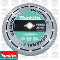 "Makita A-94552 4-1/2"" Turbo Rim Diamond Masonry Blade"