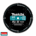 "Makita A-94801 12"" X 1"" 80T Ultra Coat Miter Saw Blade"