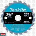 "Makita A-95021 3-3/8"" x 20 Tooth Carbide Circular Saw Blade"