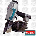 Makita AN611 Siding Coil Nailer Air Nail Gun Tool Kit