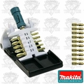 Makita B-31893 21 Piece Impact Gold Ultra Magnetic Insert Bit Set