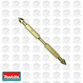 "Makita B-39615 1 Piece Impact GOLD #2 3-1/2"" Phillips Power Bit Double-Ended"