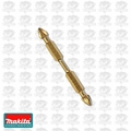 "Makita B-39621 Impact GOLD #3 3-1/2"" Phillips Power Bit Double-Ended"