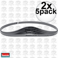 "Makita B-40565 2x 5pk Compact Portable Band Saw Blade 32-7/8"" 24TPI"