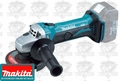 "Makita BGA452Z 4-1/2"" 18 Volt LXT Lithium-Ion Grinder / Cut-Off (Bare Tool)"