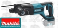 Makita BHR240Z LXT Lithium-Ion SDS Rotary Hammer