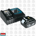 Makita BL1840DC1 18-Volt LXT Lithium-Ion 4.0 Battery and Charger Starter Pack
