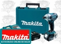 Makita BTD144 Lithium-Ion 3-Speed Brushless Motor Impact Driver Kit