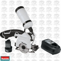 Makita CC01W 12V Max Cordless Lithium-Ion 3-3/8 in. Tile/Glass Saw Kit