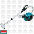 Makita DCL500Z Cordless 18V LXT Cyclonic Canister Vacuum Cleaner (Bare Tool)