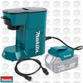 Makita DCM500Z Cordless Coffee Maker 18volt LXT or 115volts cord powered