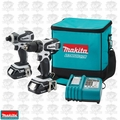 Makita LCT200W Lithium-Ion Cordless 2Pc Combo Kit