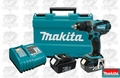 "Makita LXFD01 LXT Lithium-Ion Cordless 1/2"" Driver-Drill Kit"
