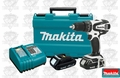Makita LXPH01CW Compact 1/2' Hammer Driver-Drill