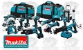 Makita LXT1200 12 Tool Combo Kit