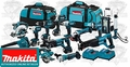 "Makita LXT1500 15 Tool ""Monster"" Kit"