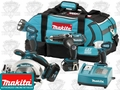 Makita LXT400 18 Volt LXT Lithium-Ion Combo Kit
