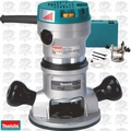Makita RF1101KIT2 2-1/4 HP Two Base Router Kit