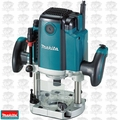 "Makita RP1800 3-1/4 HP 15.0 Amp 2-3/4"" 22,000 RPM Smooth Plunge Router"