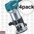 Makita RT0701C 4pk 1-1/4 HP Variable Speed Compact Router