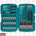 Makita T-01373 38pc Impact Drill-Driver Bit Set