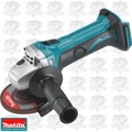 "Makita XAG01Z 18V LXT Cordless 4-1/2"" Cut-Off/Angle Grinder-Tool Only"