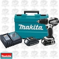 "Makita XFD01RW 1/2"" Lithium-Ion Drill / Driver Kit"