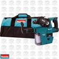 "Makita XRH01ZVX 18V Brushless Cordless 1"" SDS-PLUS Rotary Hammer w/ HEPA Vac"