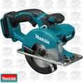 "Makita XSC01Z Metal Cutting Saw 5-3/8"" 18 Volt"
