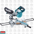 "Makita XSL01Z 18 Volt 7-1/2"" Dual Slide Compound Cordless Miter Saw"