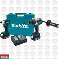 Makita XT252T 18V LXT Li-Ion Brushless Cordless 2pc Combo Kit w/ 5.0Ah Batt