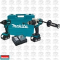 Makita XT257T 18V LXT Li-Ion Brushless Cordless 2pc Combo Kit w/ 5.0Ah Batts