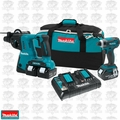Makita XT258PM 18V LXT Lithium-Ion Cordless 2pc Combo Kit (4.0Ah)