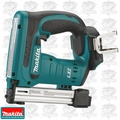 Makita XTS01Z Cordless 3/8 Crown Furniture Hobby Electric Stapler Bare Tool