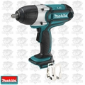 "Makita XWT04Z 18 Volt LXT 1/2"" Cordless Impact Wrench -Detent Pin Tool Only"