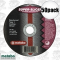 "Metabo 55994 50pk 4.5x045x7/8"" Super Slicer"